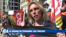 A la Une : A Saint-Etienne, les commerçants sont inquiets mais aussi lassés des manifestations les samedis / Le patron des artisans en France fustigent ces manifestations de gilets jaunes à répétition / 8 crèches sur 11 étaient fermées à Saint-Etienne / L