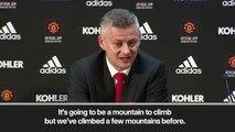 (Subtitled) Solskjaer targets Premier League title after Man Utd appointment