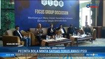 Satgas Antimafia Bola Diminta Jadi Lembaga Permanen