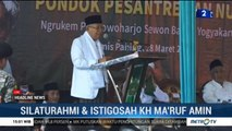 Kiai Ma'ruf Minta Warga Yogyakarta Tidak Golput