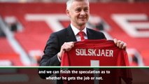 Good to have a conclusion to Solskjaer saga - Molde managing director