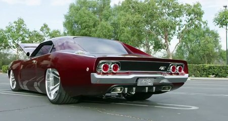 Dodge Charger RTR !!! Amazing Car