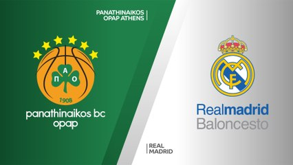 EuroLeague 2018-19 Highlights Regular Season Round 29 video: Panathinaikos 73-74 Madrid