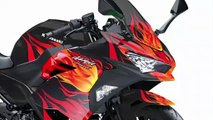 Modify Kawasaki Ninja 250 / Ninja 400 Fire Eagle  Version 2019 | Kawasaki custom | Mich Motorcycle
