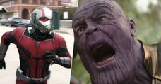 Avengers Endgame  : Thanos Killed By Ant-Man in the most WTF way (parody)
