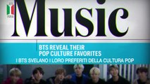 [SUB ITA] 190328 BTS: The K-pop Group Reveal Their Go-To Karaoke Songs, First Concerts & More | Entertainment Weekly