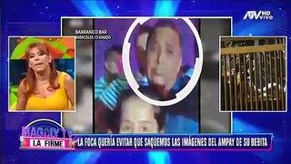 Jefferson Farfán quería evitar que 'Magaly TV, la firme' saque el ampay de Ivana Yturbe