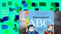 Popular Reformation ABCs: The People, Places, and Things of the Reformation--From A to Z - Stephen
