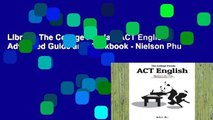 Library  The College Panda's ACT English: Advanced Guide and Workbook - Nielson Phu