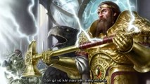 Cánh Tay Thợ Rèn TẬP 1 - Rìu Thần Của SIGMAR - WARHAMMER - MAN AT ARMS- REFORGED