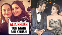 Soni Razdan SUPERB REACTION On Alia Bhatt Ranbir Kapoor Affair