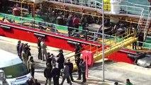 البحرية المالطية تسيطر على ناقلة نفط اختطفها مهاجرون