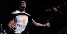 Grant Williams angry, sad after Vols' loss to Purdue