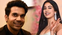 Jhanvi Kapoor, Rajkummar Rao Come Together for this project,Find here | FilmiBeat