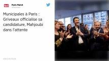 Municipales à Paris. Benjamin Griveaux officialise sa candidature à l'investiture LREM