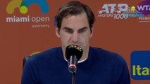 """ATP - Miami Open 2019 - Roger Federer en demies contre Denis Shapovalov : """"J'ai toujours aimé jouer contre  les Teenagers"""""""