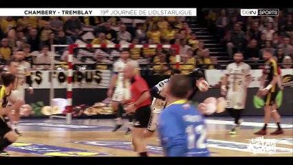 Chambéry / Tremblay - Le résumé