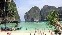 Voyage en Thaïlande  îles koh Phi Phi (Photos et Vidéo)