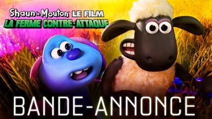 Shaun Le Mouton Le Film: La Ferme Contre-Attaque - Bande-annonce #1 (2019)