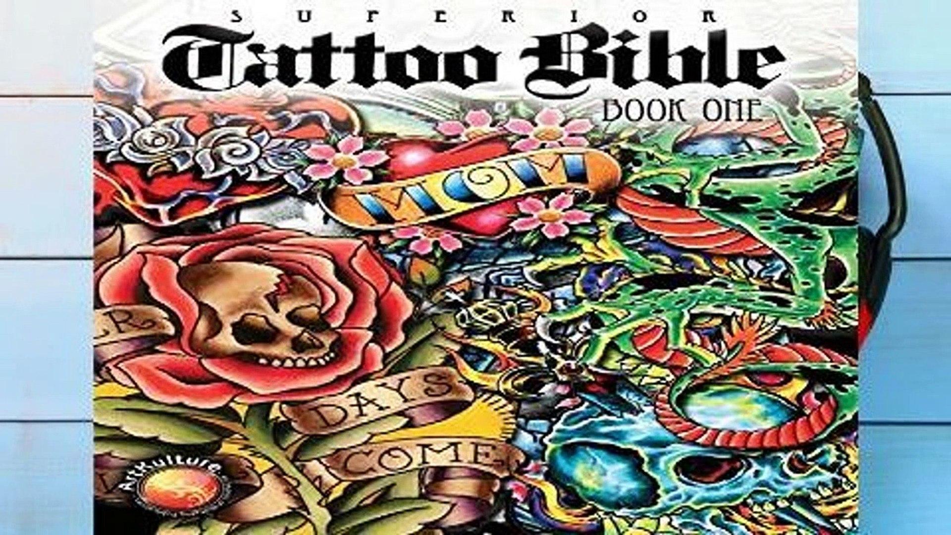 Tattoo Bible: Book One