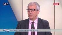 Loi mobilités : « Les 80km/h sont le paroxysme du jupitérisme » dénonce Olivier Jacquin