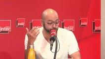 Je ne suis pas un héros… juste un chroniqueur de France Inter - La Drôle D'Humeur De Frédérick Sigrist