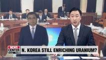 N. Korea's enrichment facility at Yeongbyeon 'operating normally': S. Korea