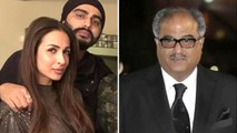 Boney Kapoor TALKS About Son Arjun Kapoor & GF Malaika Arora's Rumoured Wedding