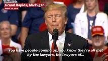 Donald Trump Calls Asylum Claims A 'Big Fat Con Job'