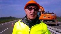 Un chantier à 1,7 millions d'euros entre Fresnes-en-Woëvre et Buzy Darmont sur l'autoroute A4