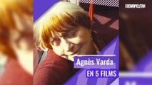 5 films à voir d'Agnès Varda