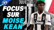 Moise Kean, le nouveau Mario Balotelli qui affole l'Italie