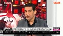EXCLU - Karim Zeribi révèle les coulisses du tournage de l'interview de Jean-Marie Le Pen avec Cyril Hanouna hier sur C8 - VIDEO
