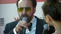 Nicolas Cage aurait demandé l'annulation de son mariage quatre jours après la cérémonie!