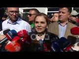 RTV Ora - Opozita 5 orë protestë para Parlamentit dhe Drejtorisë së Policisë