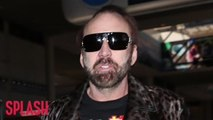 Nicolas Cage Files For An Annulment After Being Married For FOUR DAYS!