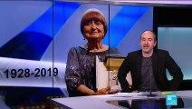 Décès d'Agnès Varda: la réalisatrice, pionnière de la Nouvelle Vague, avait 90 ans