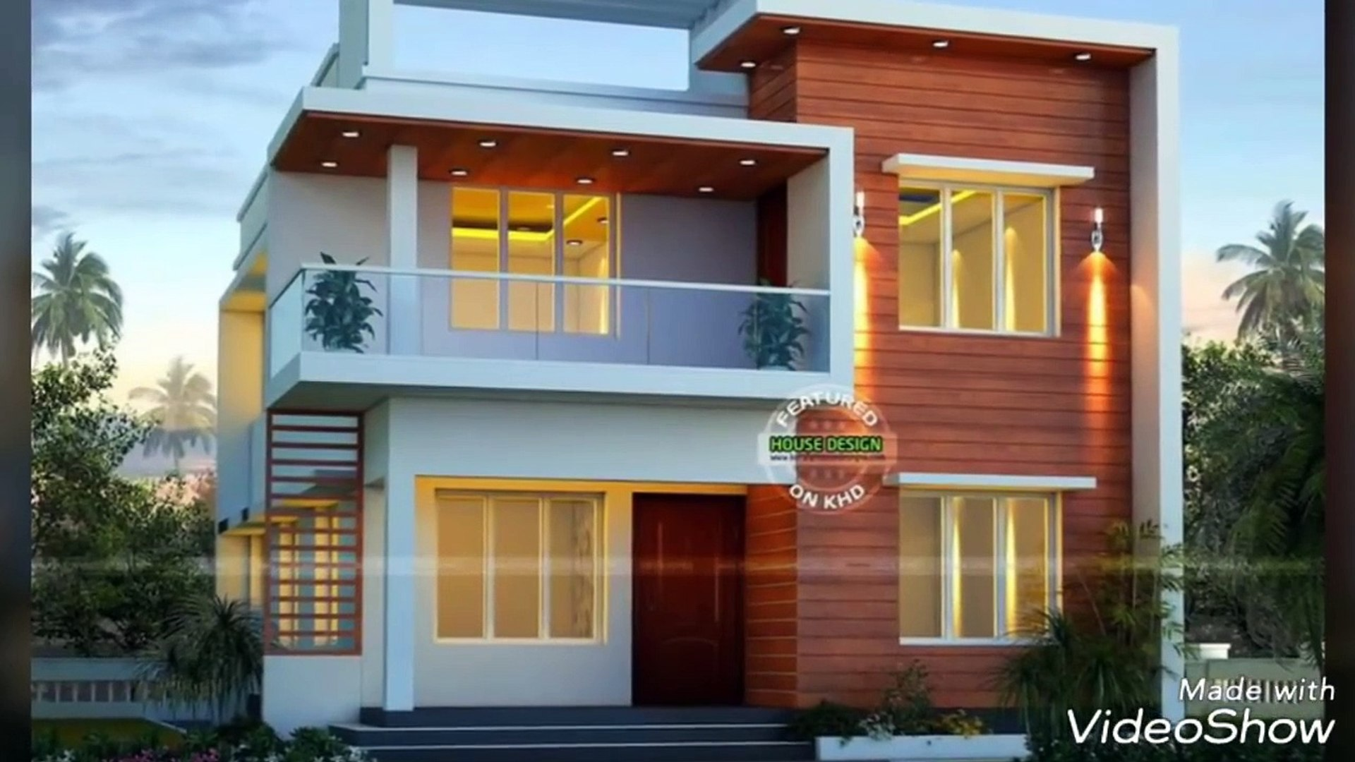 100 Modern House Exterior Wall Design Home Elevation Ideas Catalogue