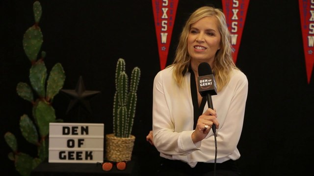 Kim Dickens On The Story Of The Highwaymen