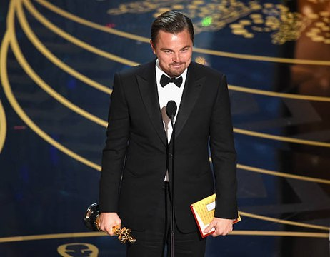 Five Speeches that Made Oscars History
