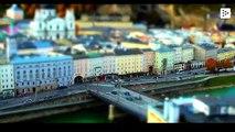 Salzburg, city of culture, Austria