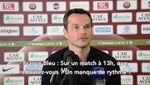 Metz - Lorient, la conférence d'avant-match