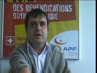 Jean-Marie Barbier, Président de l'APF