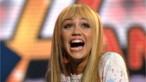 Miley Cyrus Got Bangs And Blonde Hair To Look Exactly Like Hannah Montana