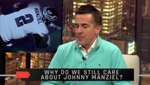 Why Do We Still Care About Johnny Manziel?