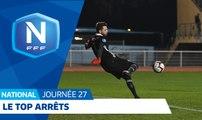 Le Top Arrêts (J27)