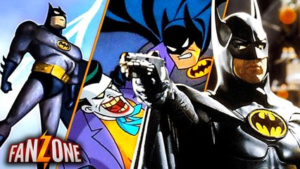 Les Influences de la Série BATMAN des années 90 - FanZone