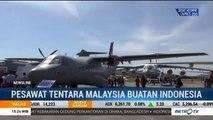 Melihat Pesawat Buatan Indonesia Milik AU Malaysia