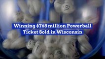 If You Bought This Ticket In Wisconsin Then You Are Having A Good Life