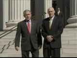 La Administración Bush explica hoy los detalles del plan de rescate financiero